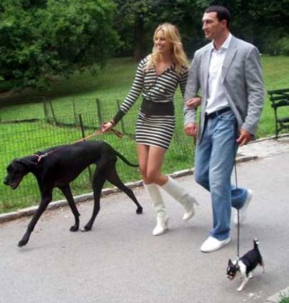 Who is Wladimir Klitschko dating? Wladimir Klitschko ...