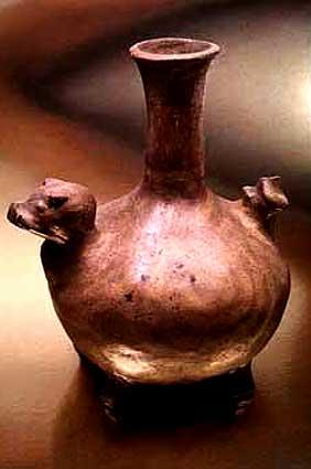 Mississipian pottery