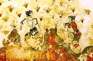 Saffron Gatherers